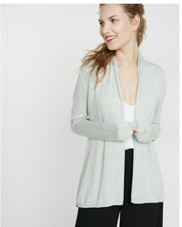 Express Petite Heathered Roll Neck Cover Up