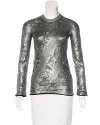 Louis Vuitton 2016 Metallic Sweater W Tags