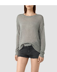 AllSaints Metal Sweater