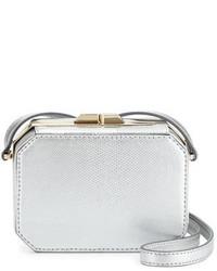 VBH Jazz Octagonal Crossbody Bag Silver