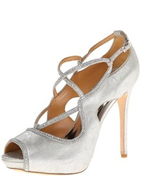 Badgley Mischka Laguna Platform Pump