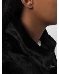 Maria Black 14kt Gold Diamond Cut Ciara Earring