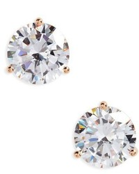 Nordstrom 6ct Tw Cubic Zirconia Stud Earrings
