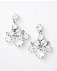 Ann Taylor Spindle Chandelier Earrings