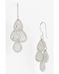 Anna Beck Gili Chandelier Earrings Sterling Silver