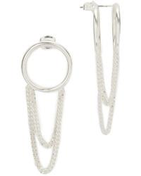 Maison Margiela Chain Earrings