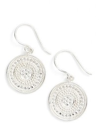 Anna Beck Circle Drop Earrings