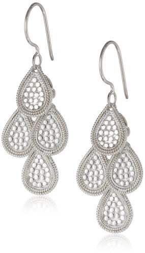 Designs Gili Sterling Silver Mini Chandelier Earrings By Anna Beck