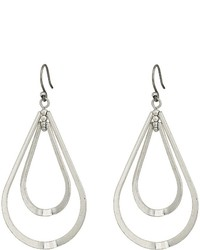 Lucky Brand Double Orbit Earrings Earring