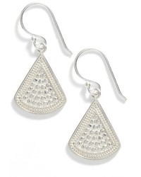 Anna Beck Fan Drop Earrings