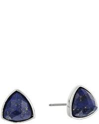 Vera Bradley Geo Facets Triangle Earrings Earring