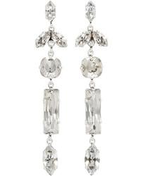 Isabel Marant Silver Mirror Earrings