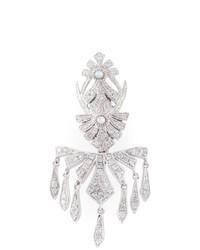Joelle Jewellery Jolle Jewellery Pav Diamond Earring
