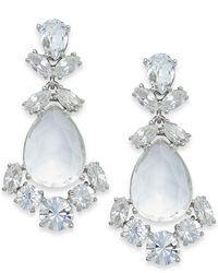 Kate Spade New York Crystal Chandelier Earrings