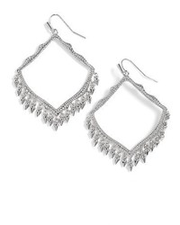 Kendra Scott Lacy Drop Earrings