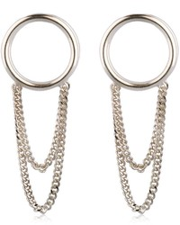 Maison Margiela Chained Double Earrings