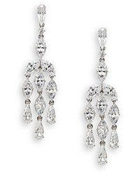 Adriana Orsini Marquis Teardrop Chandelier Earrings