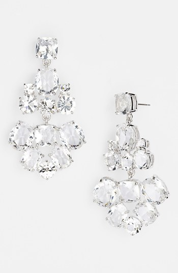 Kate Spade New York Chandelier Earrings | Where to buy & how to wear