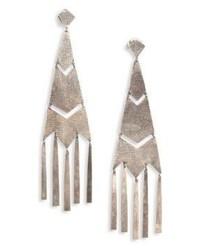 Ralph Lauren Collection Fringe Earrings
