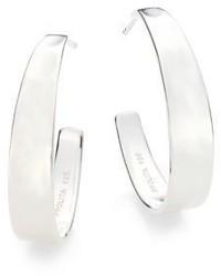 Ippolita Sensotm Tapered Hoop Earrings154