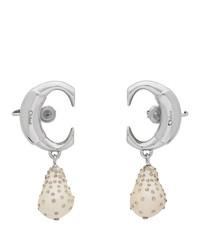 Chloé Silver Darcey Earrings