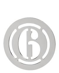 MM6 MAISON MARGIELA Silver Logo Earring