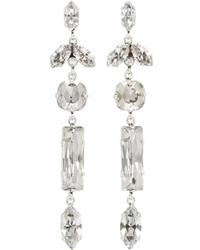 Isabel Marant Silver Mirror Earrings