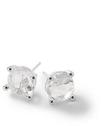 Ippolita Silver Rock Candy Mini Stud Earrings