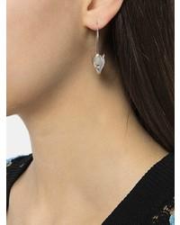 Pamela Love Small Lotus Earrings