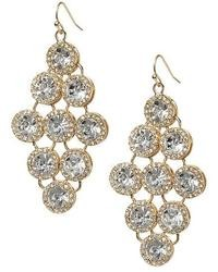 Banana Republic Statet Crystal Chandelier Earring