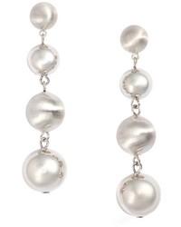 Rebecca Minkoff Statet Drop Earrings