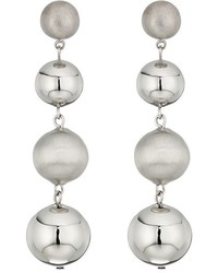 Rebecca Minkoff Statet Sphere Drop Earrings Earring