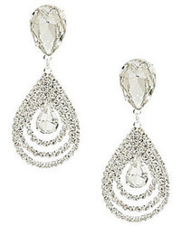 Cezanne Teardrop Wave Statet Earrings
