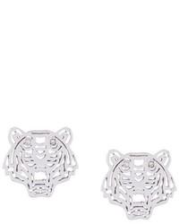 Kenzo Tiger Earrings