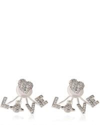 Vivienne Westwood Agatha Love Earrings