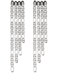 Dannijo Yvonne Chain Drop Earrings