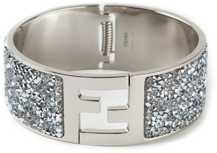 Bracelet Orné - Fendi Rouge YbWi1hW6eD