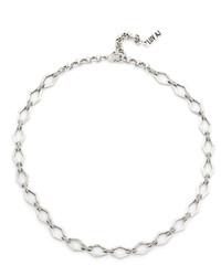 Silver Embellished Choker