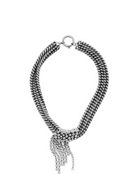Isabel Marant Silver A Wild Shore Choker
