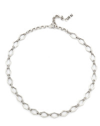 The chain link choker necklace medium 4468287