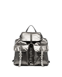 7efa20b6a4eb Women's Leather Backpacks by Prada | Women's Fashion | Lookastic.com