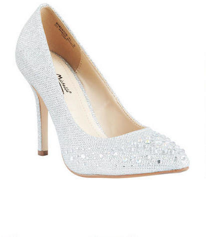 Delia's Aria Sparkle Heels | Where to buy & how to wear
