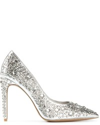 Jeffrey Campbell Embellished Dulce Pumps