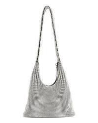 Topshop Debbie Diamante Shoulder Bag