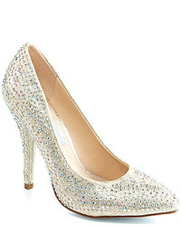 Betsey Johnson Blue By Shine Dress Pumps