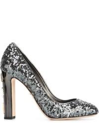 Dolce & Gabbana Vally Sequins Pumps