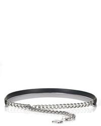 Lauren Ralph Lauren Charm Chain Belt
