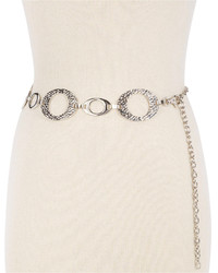 Style&co. Oval Hammered Chain Belt
