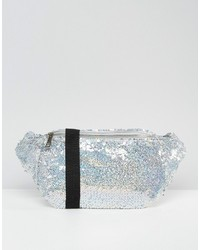 Asos Sequin Fanny Pack