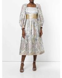 William Vintage Leonard Brocade Dress Unavailable